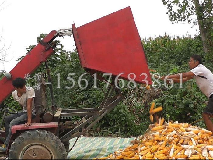 4Yb-2背负玉米收割机